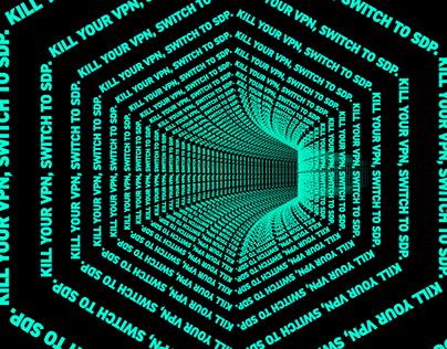 Kill Your VPN | AR Experience