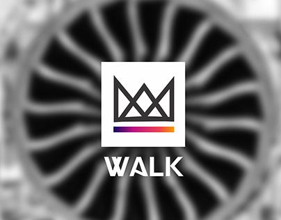WALK - Identidade Visual