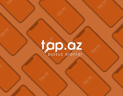 Tap.az Logo Rebranding