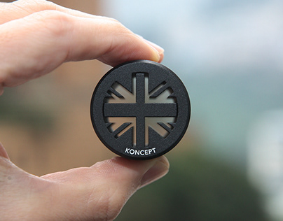 Union Jack Gear Knob for Classic Mini