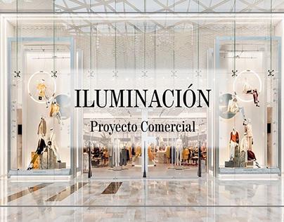 Iluminación Proyecto Comercial