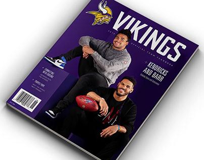 2019 Vikings Yearbook