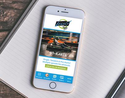 Legacy 925 App Design