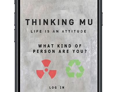 Mobile marketing Thinking MU