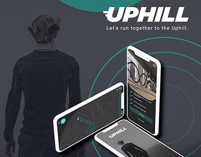 Uphill - Running App