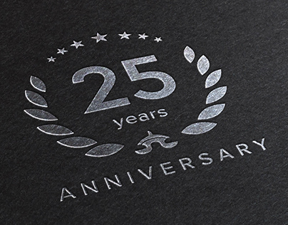 Logo 25 years anniversary The Lawyer Awards 2019