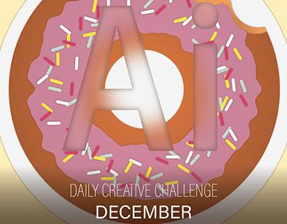 Illustrator Daily Creative Challenge - December