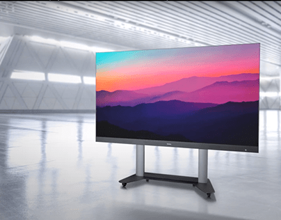 ViewSonic® All-in-One Direct View LED Display