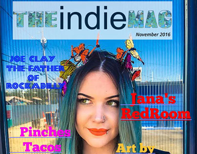 A new Las Vegas Indie Magazine The Indie mag