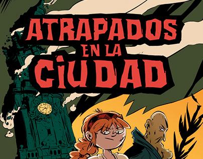 Atrapados en la ciudad - Graphic Novel