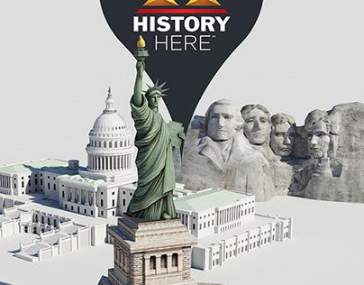 HISTORY Here: A Webby Award Winning App