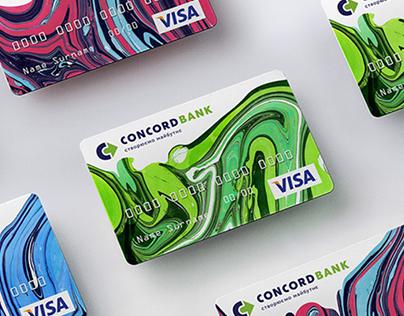 Concord Bank rebranding