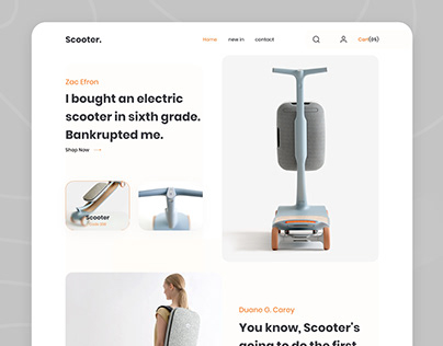 Scooter Product