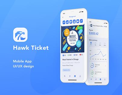 Hawk Ticket