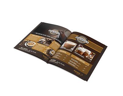 Flyer MACIEUL´S COFFEE & PASTRY