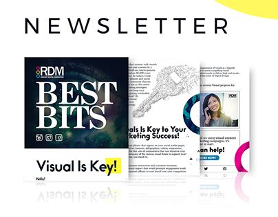 RDM - Best Bits Email Marketing Newsletter