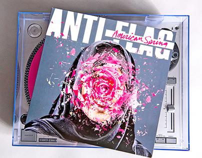 Anti-Flag American Spring Packaging