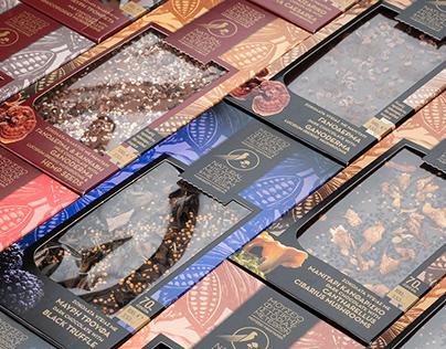 MUSHROOM CHOCOLATE / NATURAL HISTORY MUSEUM & METEORA