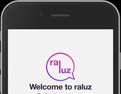Raluz - Ionic App (Romania 2020)