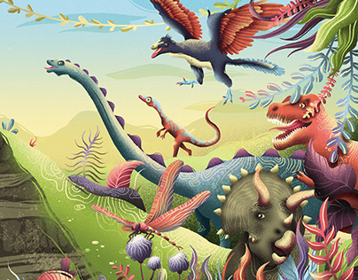 The Beasts Beneath Our Feet | Children's Book