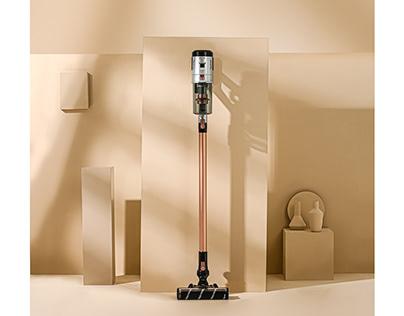 TEFAL vacuum photograph