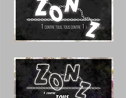Recherches logo jeu ZONZ