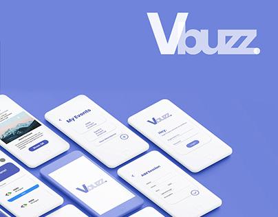 Vbuzz - College Events App