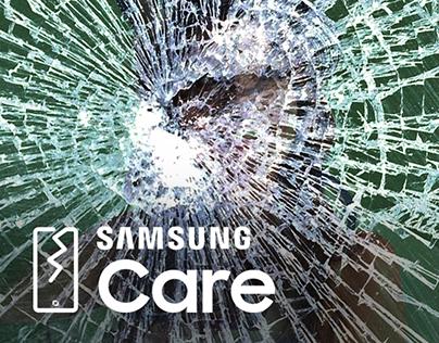 Samsung Care / Press / Campaign 2018