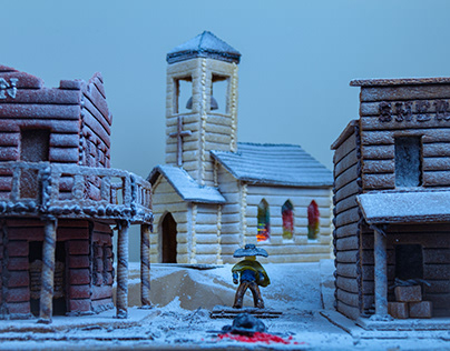 Gingerbread Wild West
