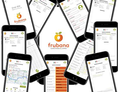 Frubana Driver App (Test)