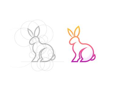 Rabbit Line Logo
