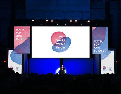 7th World Water Forum 2015 Identity