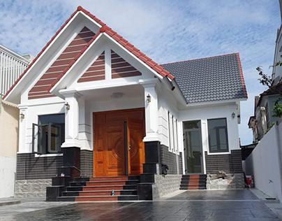 Thiết kế thi công xây dựng nhà ở