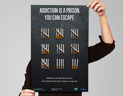 Campaign For Good – Addiction Is A Prison