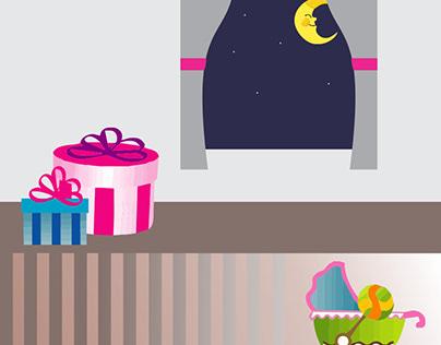 Room's Illustration