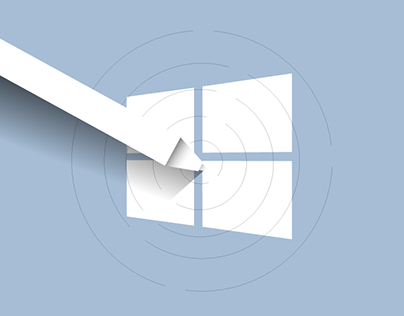 Illustrations for Microsoft Deutschland