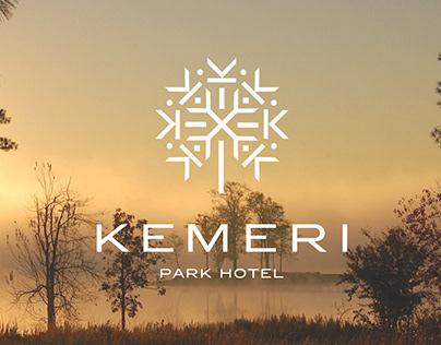 Concept of Kemery Park Hotel Logo