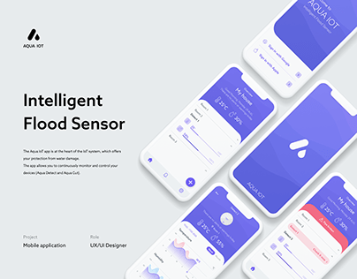 Aqua IoT App