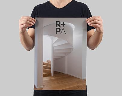 Branding for reichardt+partner architects