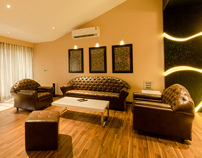Bungalow at Goa by Assemblage Design group