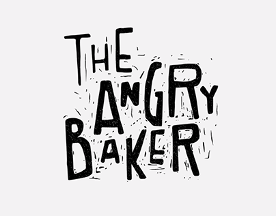 The Angry Baker | Brand Identity