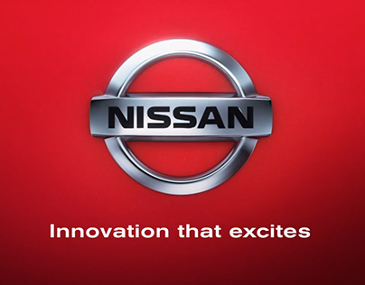 Nissan Branding Collaterals