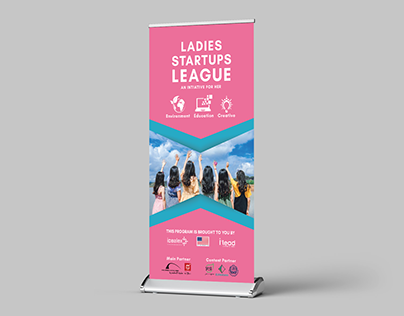 ladies startups league (lsl capmagin) rollup design