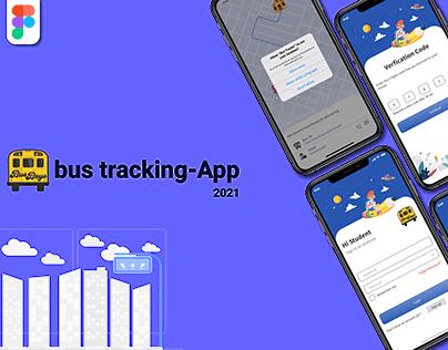 Case Study Bus tracking App (ios)