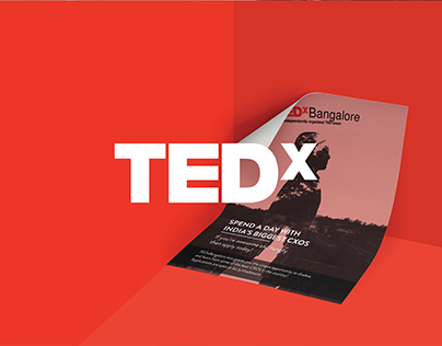 TEDx - Poster Design
