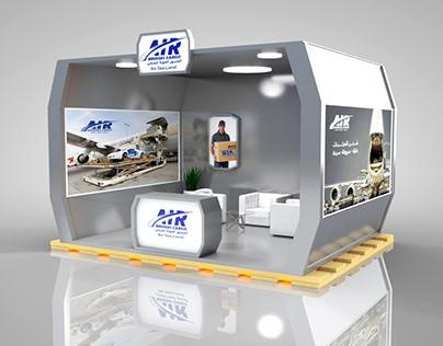 Air Bridge Booth