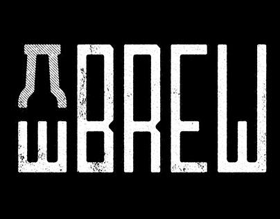 / wBREW BREWERY BRANDING & LABELS /