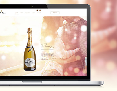 ODESSA SPARKLING WINE corporate web-site