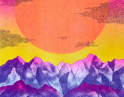 Single Cover for Elobrian Sunrise