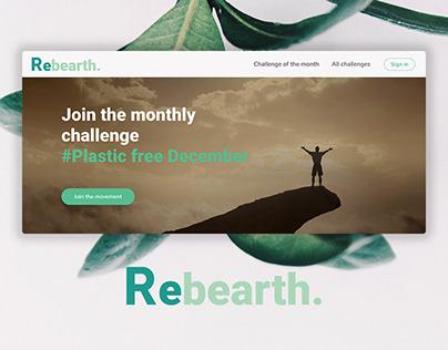 Rebearth Website